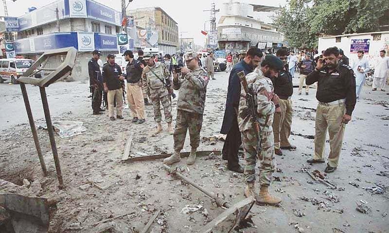 7 killed in firing, landmine explosion in Pakistan