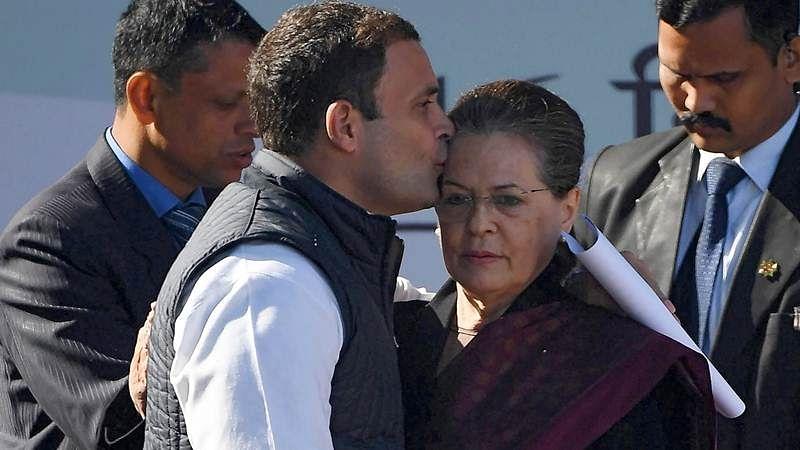 Karnataka Assembly Election Results: Congress president Rahul Gandhi clueless, Sonia Gandhi to rescue