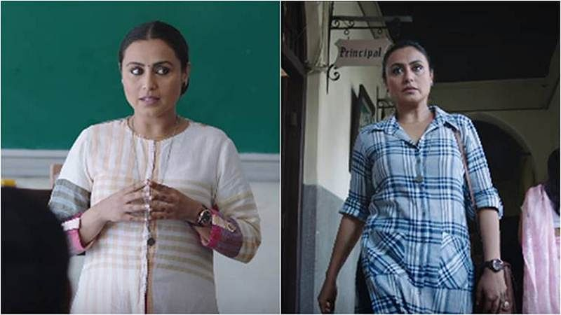 Inspired hiccup? Rani Mukerji's 'Hichki' trailer uncannily similar to 'Front of the Class'