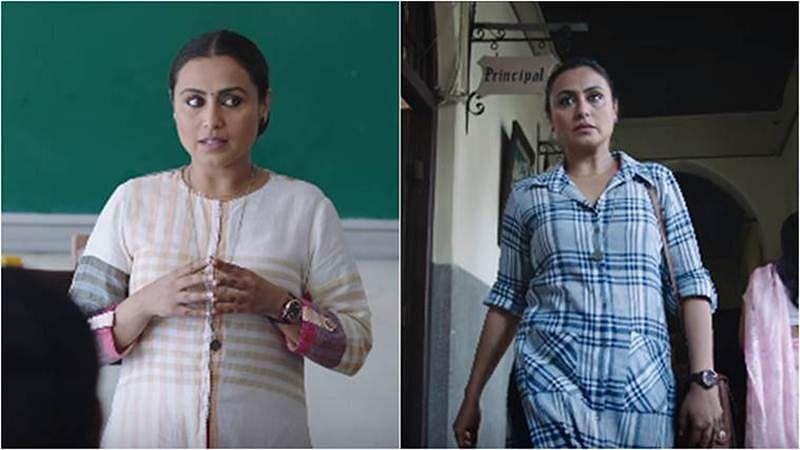 I leave my persona behind while playing a role: Rani Mukerji