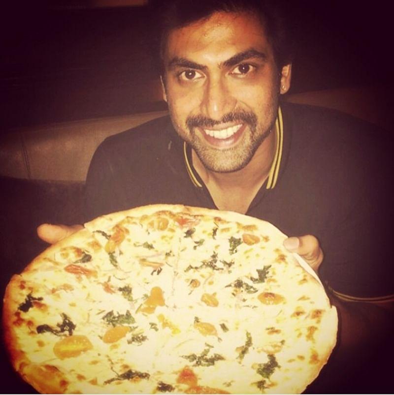 Happy Birthday Rana Daggubati: Meet the foodie