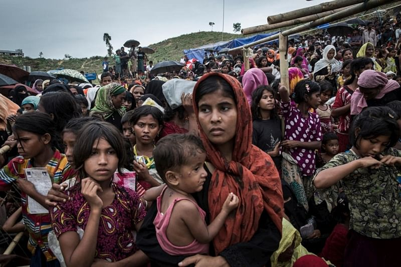India-Bangladesh to hold meeting over 31 stranded Rohingyas