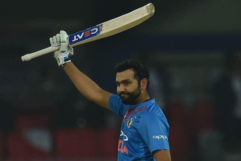 Rohit Sharma excited to play at Mortera Stadium ahead of its opening on Feb 24