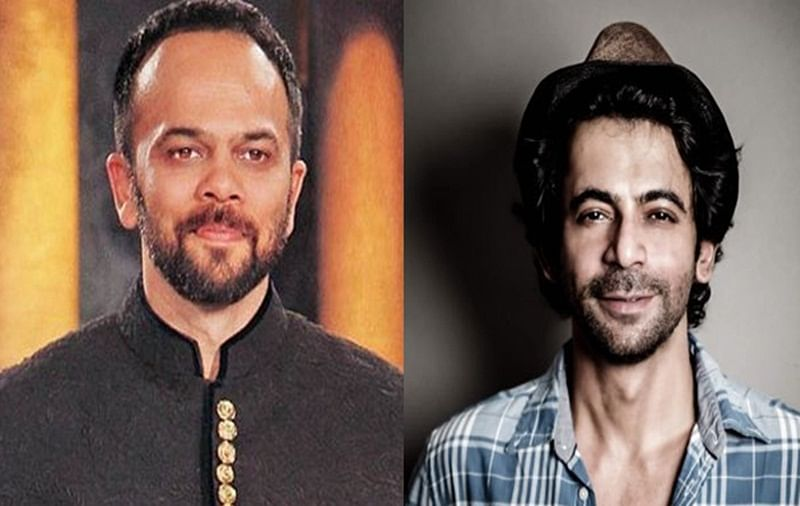 Rohit Shetty, Sunil Grover to co-host Zee Cine Awards