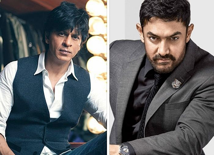 SCOOP: Shah Rukh Khan replaces Aamir Khan in the Rakesh Sharma bio-pic