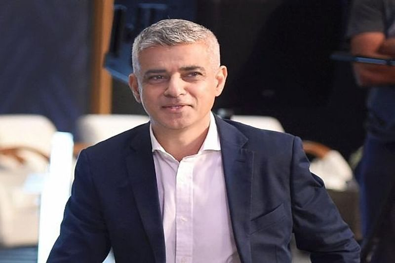 Twitterati bashes London Mayor on Kashmir protests