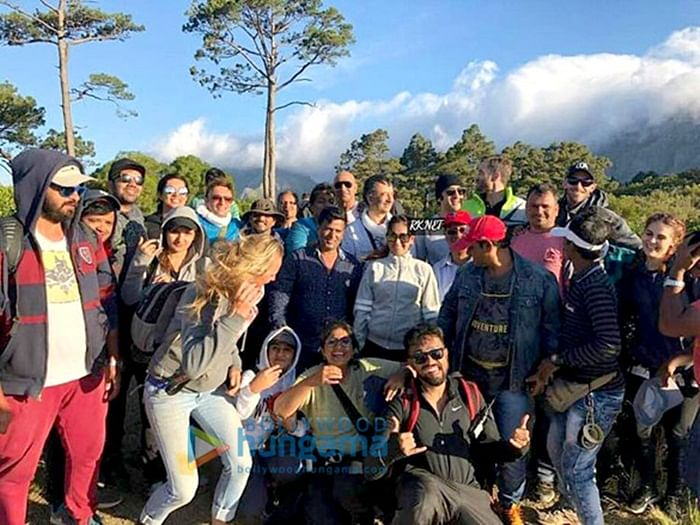 Check out: It's a wrap for Ranbir Kapoor starrer Sanjay Dutt biopic in Cape Town