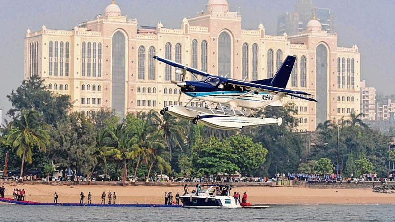 Mumbaikars to get new mode of transport by 2019:Seaplane