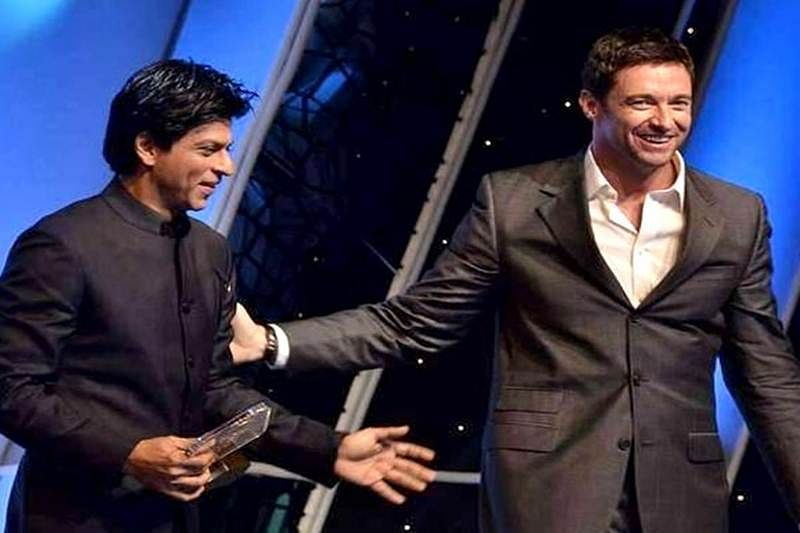 Hugh Jackman inspires us with his performances: Shah Rukh Khan