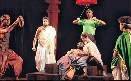 Bhopal: Silent play on Ashoka draws applause