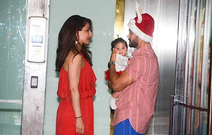 Christmas 2017: Aayush Sharma and Arpita Khan host Christmas parties in Mumbai