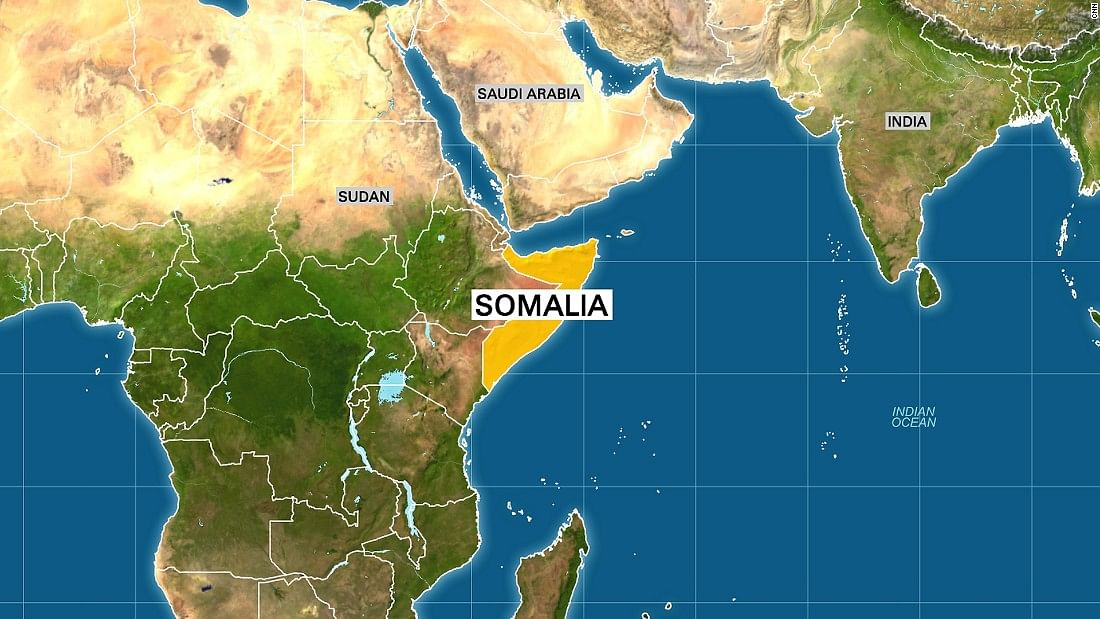 Somalia: Suicide bomber attacks Mogadishu police academy, at least 13 dead