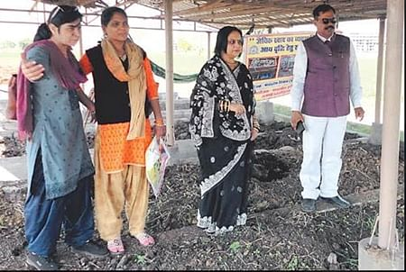 Bhopal: Students trained in solid waste management