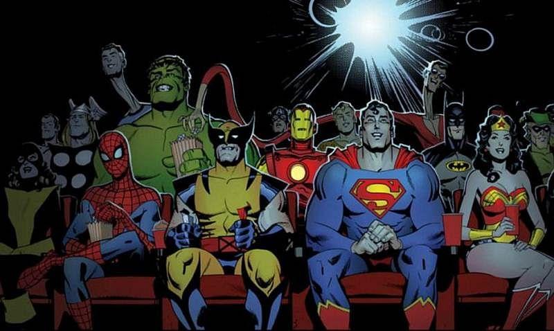 'Good' superheroes may spoil your kid!