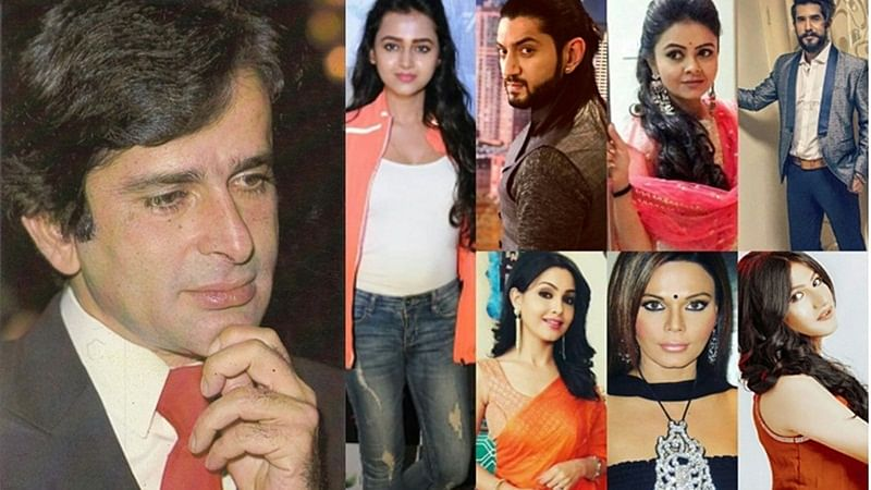 RIP Shashi Kapoor: TV actors pay condolence to Veteran actor