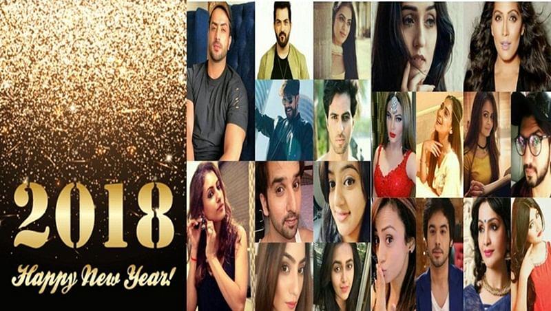 Rakhi Sawant, Manu Punjabi, Manish Goplani wish 'success and happiness' for New Year 2018