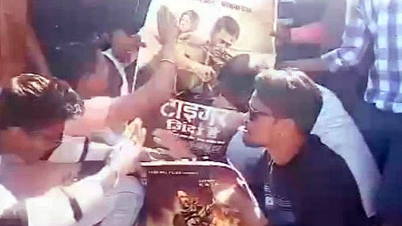 Tiger Zinda Hai faces blazing protest by Valmiki community members after Salman Khan's alleged casteist remark