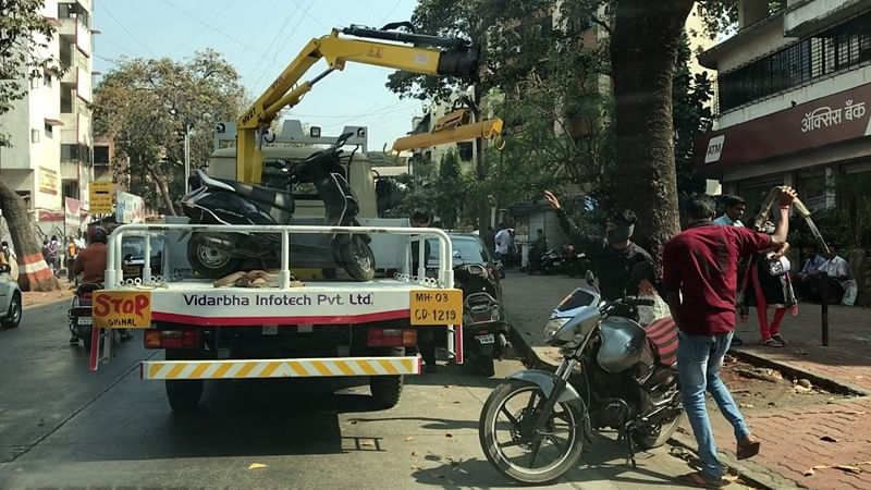 Mumbai: BMC will have towing vans which will initiate action against abandoned vehicles more swiftly
