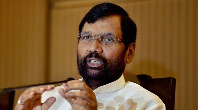 Ram Vilas Paswan warns government of an agitation if SC/ST Act not restored