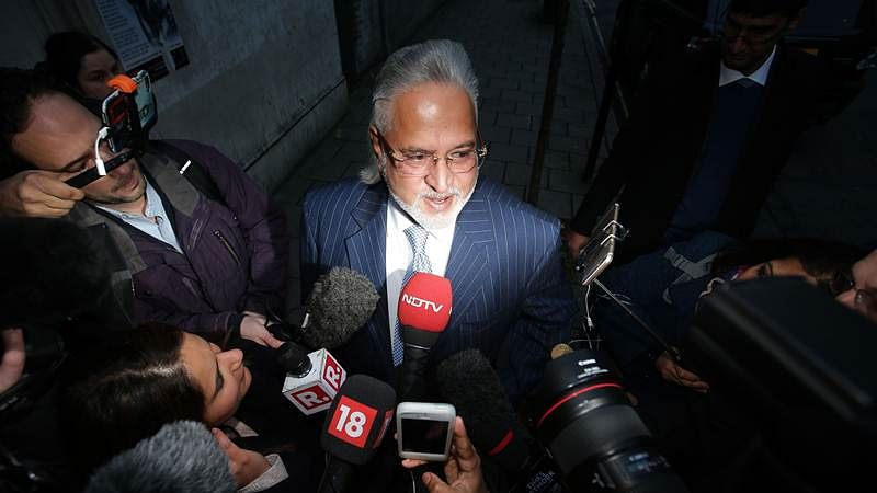 """Karnataka Elections 2018: It is my democratic right to vote but """"cannot travel"""" to India, says Vijay Mallya"""
