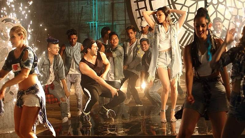 First look: Varun Dhawan and Shraddha Kapoor set the stage on fire for 'High Rated Gabru' song