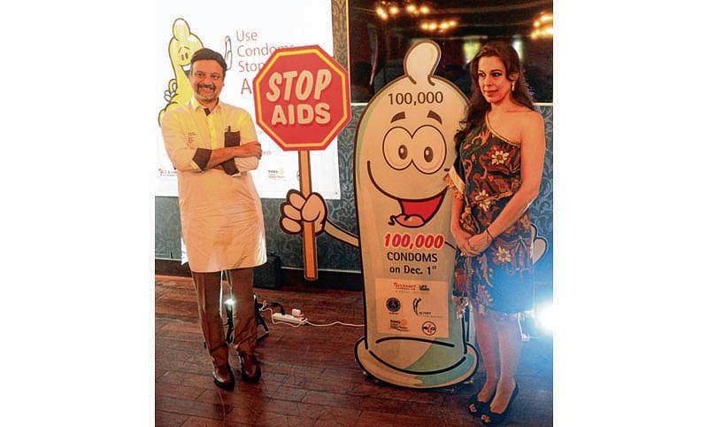 Mumbai: NGO gives out 1 lakh condoms to slum-dwellers