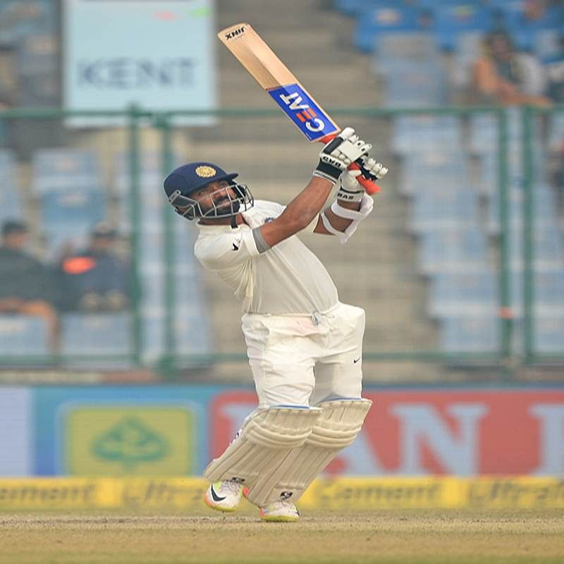 India vs Sri Lanka Delhi Test: India reach 51/2 after bowling out Sri Lanka for 373 at lunch on Day 4