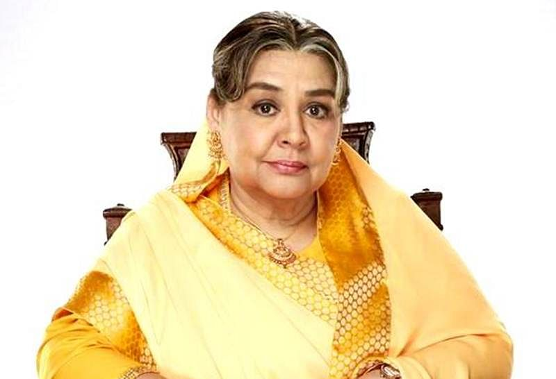 Farida Jalal returns to TV