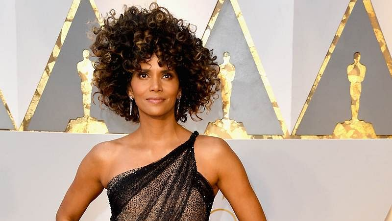Post-split, Halle Berry gives up on love