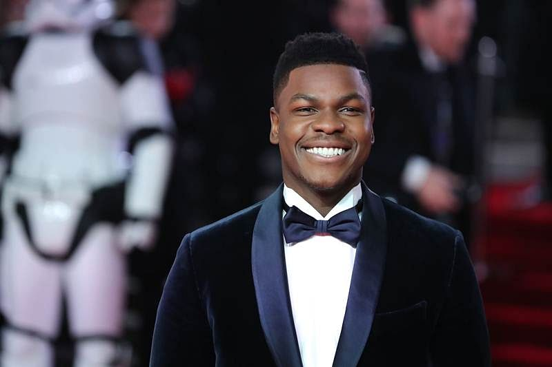 Fame is a new experience for John Boyega