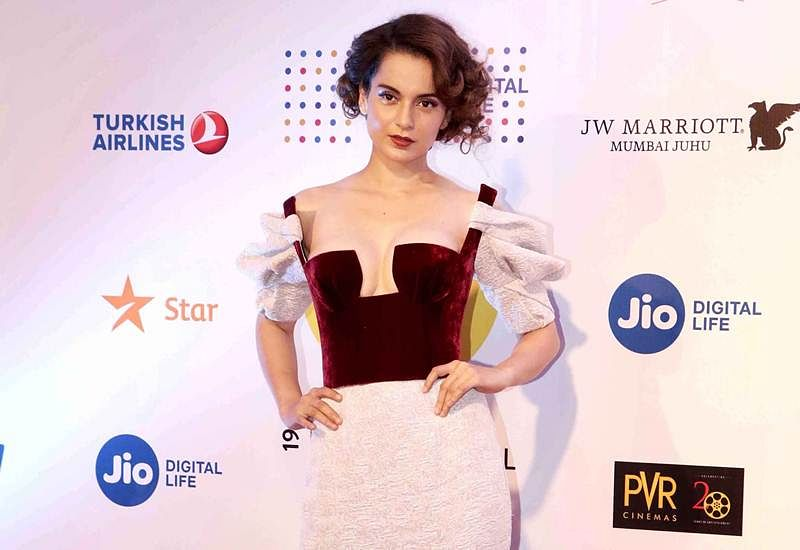 Kangana Ranaut says she doesn't believe that good girls always make sacrifices instead of thinking of themselves