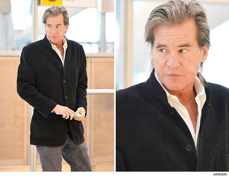 Val Kilmer talks about life after battle with cancer