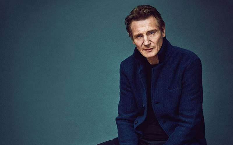 Liam Neeson didn't know much about Watergate scandal