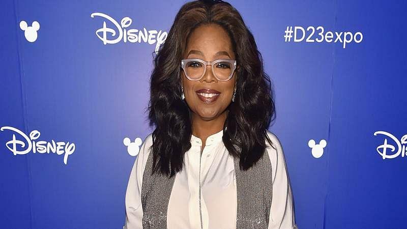 'It's fraud' says Oprah Winfrey