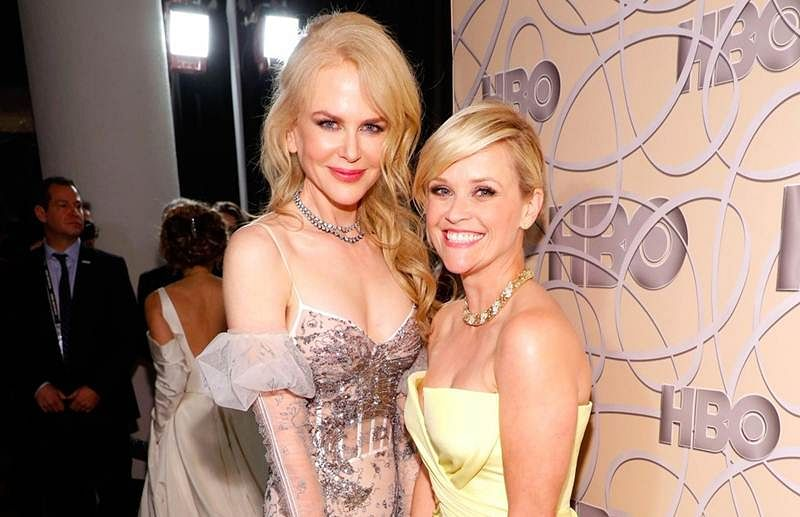 Witherspoon is like a sister to Kidman