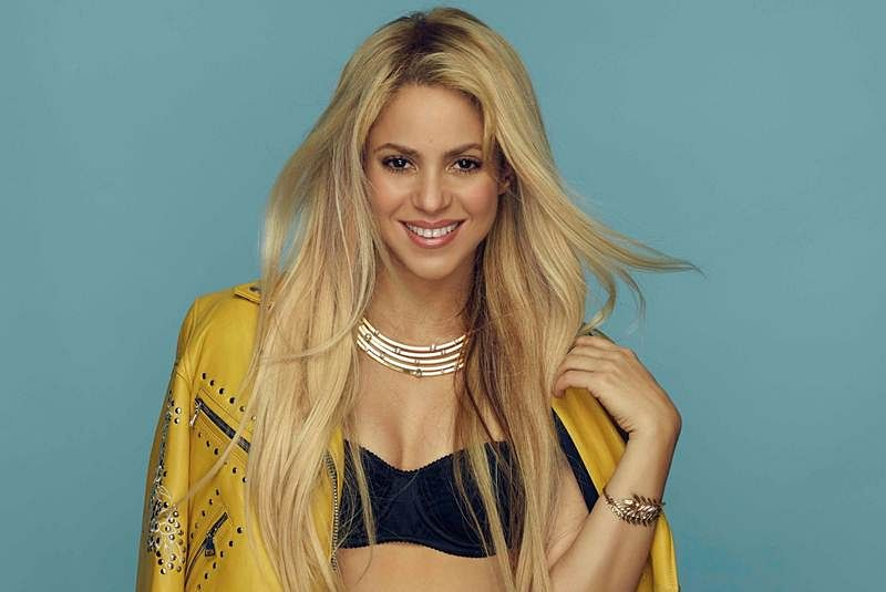 Shakira's struggle with voice continues