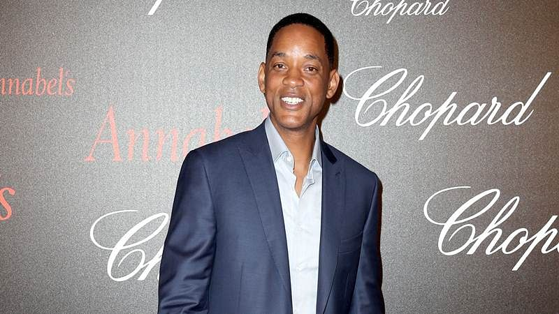 Will Smith to get a musical welcome