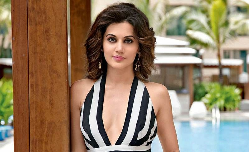 Taapsee Pannu to star in a short film titled 'Neetishastra'