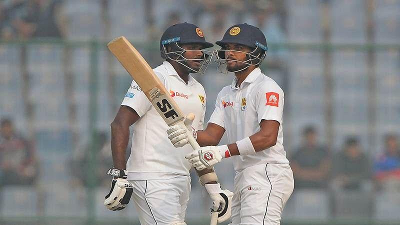 India vs Sri Lanka Delhi Test: SL 192/3 at lunch on day 3, trail by 344 runs