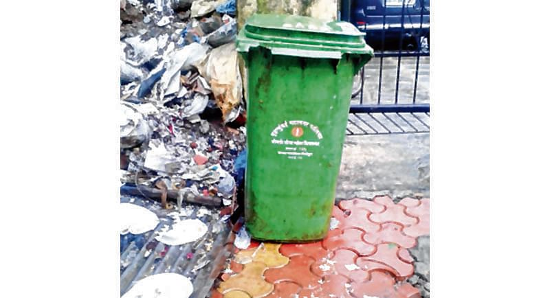 Mumbai: Rs 10,000 fine slapped on judges' society for not segregating waste by BMC