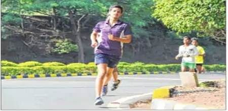 Indore: IIM Impact League:  Run to chase away hunger, unemployment from earth