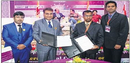 Indore: VSOM inks MoU with Lanka varsity for student exchange
