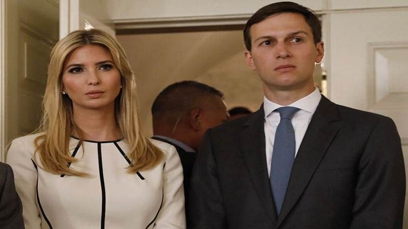 Ivanka Trump, Jared Kushner took in as much as $135M last yr