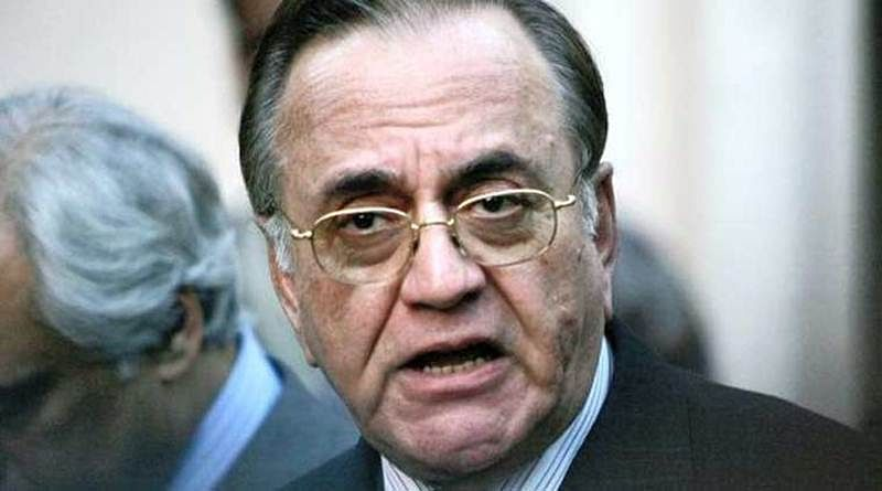 Khurshid Kasuri dismisses Modi's claim as 'strange story with no basis'