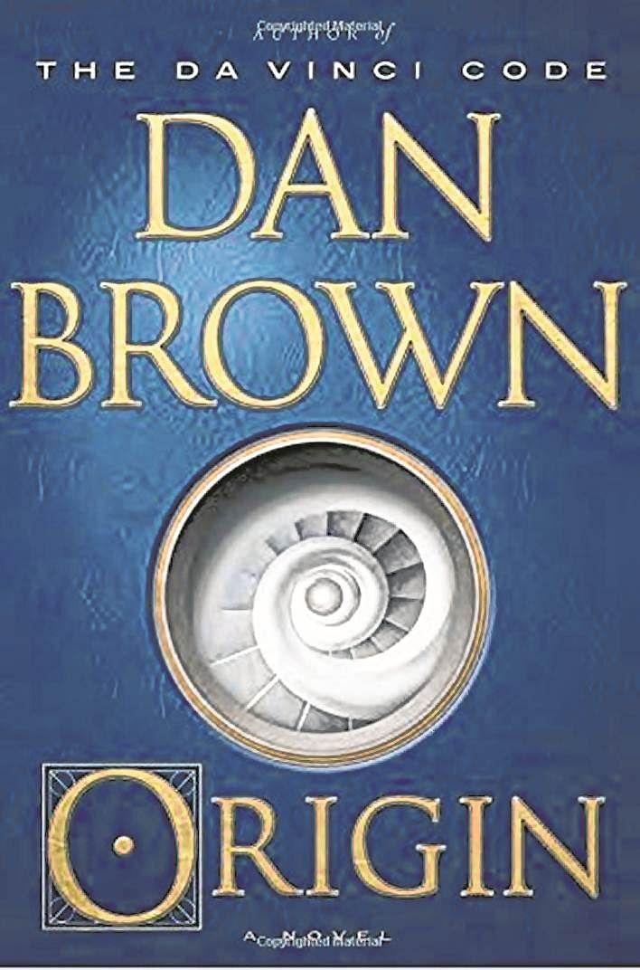 Origin by Dan Brown: Review
