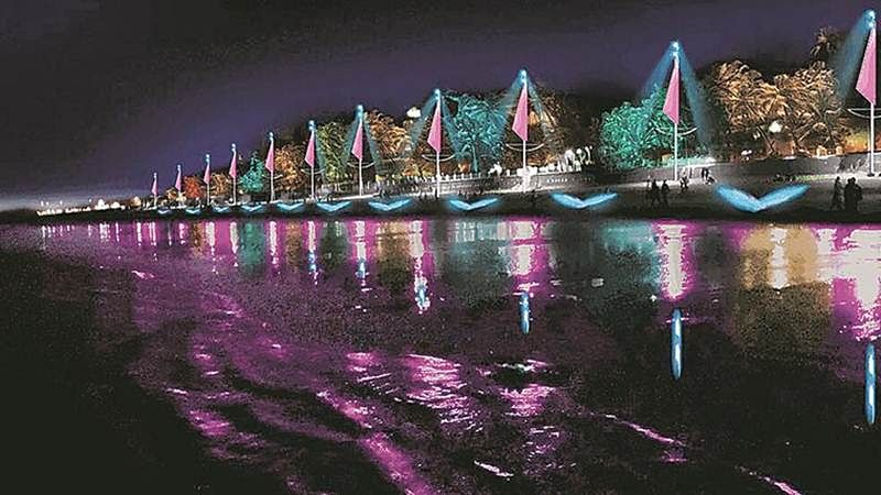 BMC to illuminate all Mumbai beaches