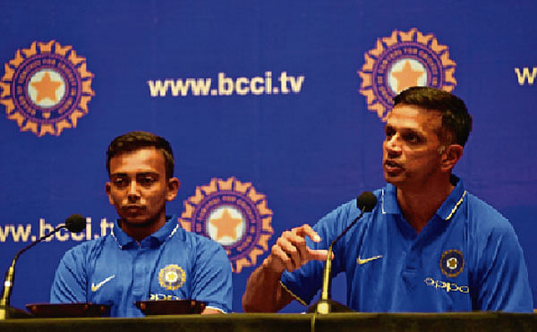 Great if some can make it to India A in next 8 months, says Rahul Dravid