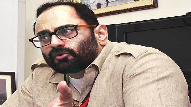 Withdraw order capping educational aid to martyrs' kids: RS MP Rajeev Chandrasekhar to Nirmala Sitharaman
