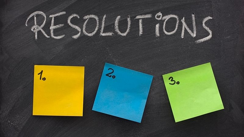 Keeping up with your resolutions