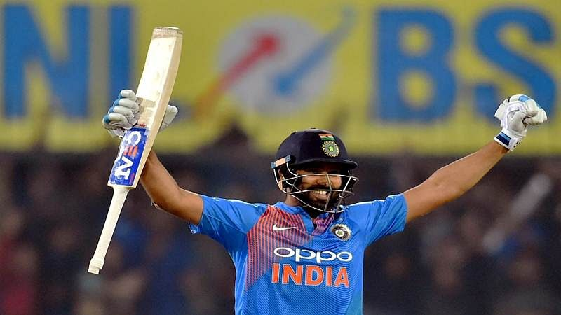 Nidahas T20 Tri-series: Rohit Sharma likens T-20 format to English Premier League